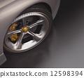 轮胎 车 磁盘 12598394