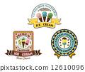 冰品 冰 徽章 12610096