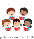 Children choir 12618016