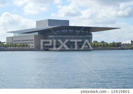 덴마크 오페라 하우스 12619801