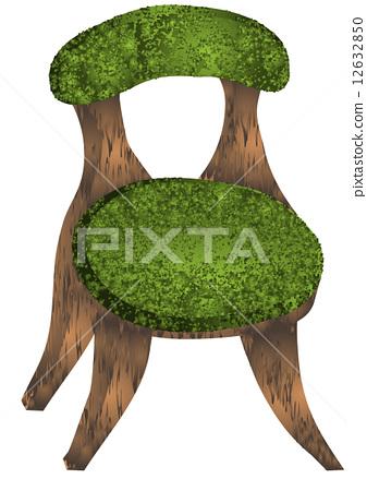 chair. illustration 12632850