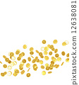 gold, coin, currency 12638081