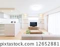 客廳 自然採光 新建築 12652881