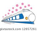 ชินคังเซน,รถไฟความเร็วสูง,พาหนะ 12657261