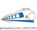 ชินคังเซน,รถไฟความเร็วสูง,รถไฟ 12657262