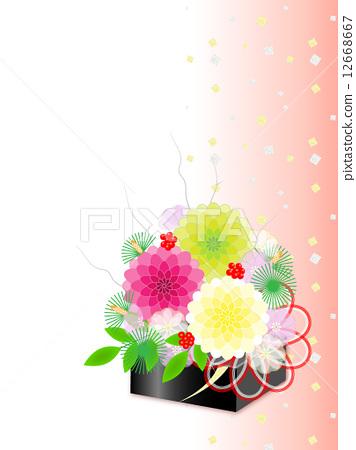 New Year decoration 12668667