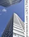 high-rise apartment building, high rise, high-rise building 12671706