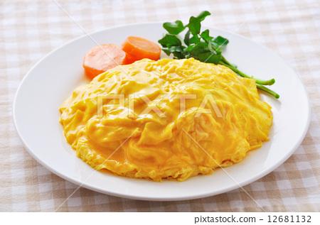 煎蛋飯 12681132