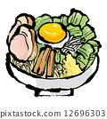 麵條 面 麵條食品 12696303