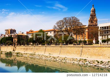 View of Murcia.   Spain 12714218