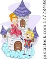 Royal Couple 12728498