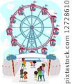 Ferris Wheel 12728610