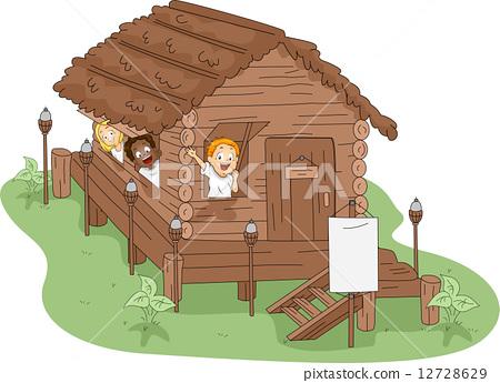 Camp House 12728629