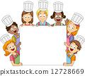 Cooking Club Board 12728669