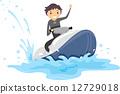 Jet Ski Guy 12729018