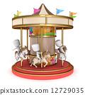 Kids Carousel 12729035