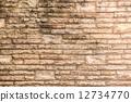 墙壁 质地 旧 12734770