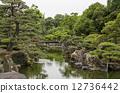 nijo castle, outer citadel garden, Japanese Gardens 12736442