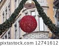 tree, lights, street 12741612