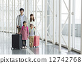 機場 準備 旅遊 12742768