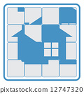 house fifteen puzzle 12747320