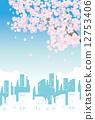 櫻桃樹 12753406