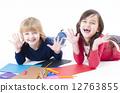 孩子 教學 學習 12763855