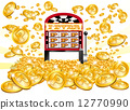 老虎機 槽 收集 12770990