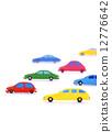 汽車 多彩 富有色彩的 12776642