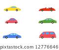 汽車 多彩 富有色彩的 12776646
