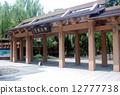 杭州西湖风光--柳浪闻莺 12777738