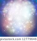 vector, stars, snow 12779646