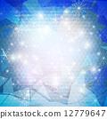 vector, stars, background 12779647