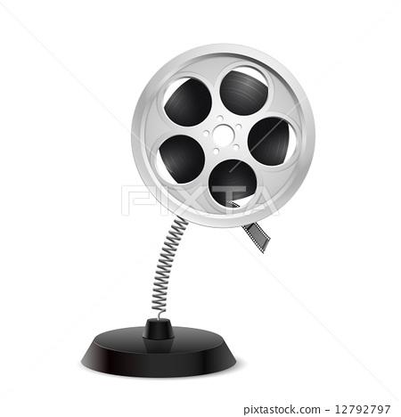 Film reel souvenir 12792797