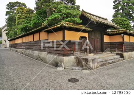 오카야마 현 쿠라의 거리 풍경 12798550