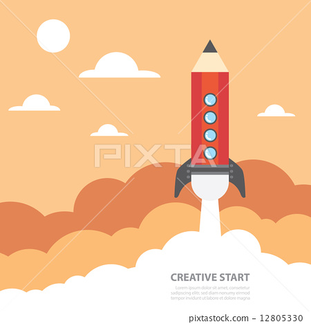 Creative start 12805330