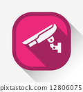 cctv, camera, icon 12806075