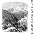 Grande Chartreuse, in the Rhone-Alpes, France, during the 1890s, 12811770