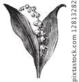 engraved, ancient, antique 12813282