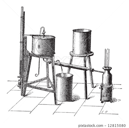 Experimental Setup to Measure the Maximum Elastic Force of Steam 12815080