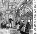 dining vintage railroad 12816927