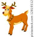 deer reindeer illustration 12819312