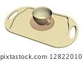 platter, tea, teacup 12822010