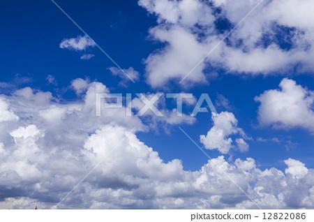 藍天白雲 12822086