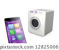 洗衣机 智能 大型家电 12825006