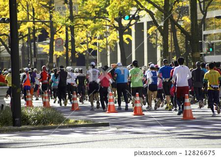 Osaka marathon 12826675