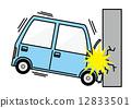 SD交通事故 12833501