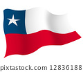 Chile Flag State 12836188