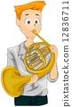 French Horn 12836711