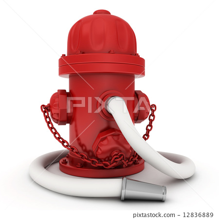Fire Hydrant 12836889